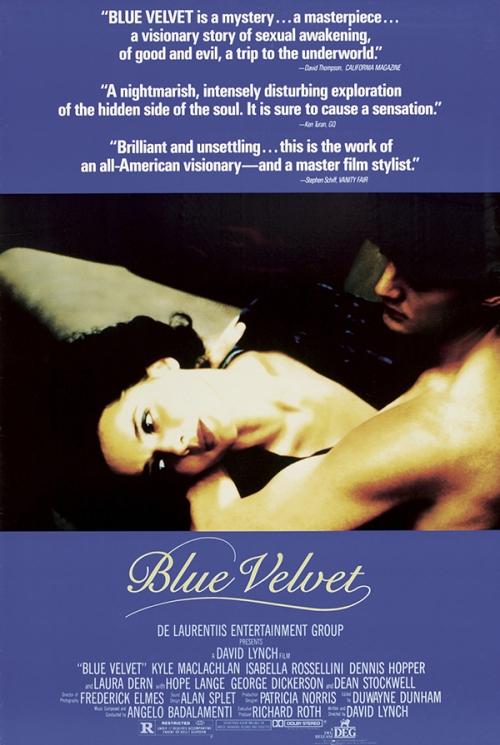 1.BLUE VELVET
