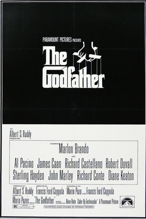 10. godfather