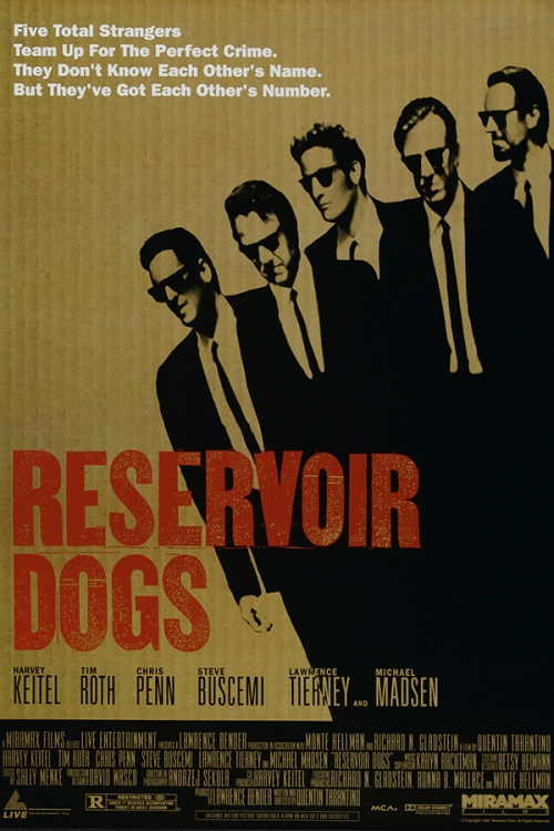 16 reservoir dogs