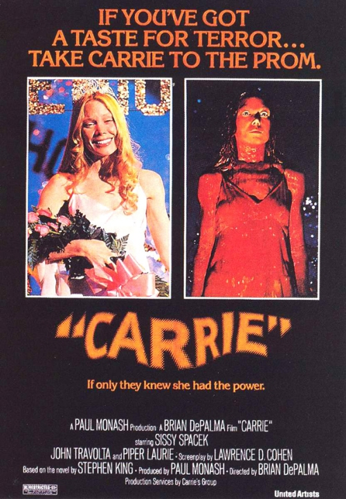 4. Carrie