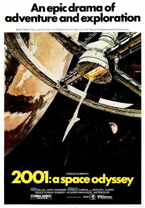 7. Space Odyssey