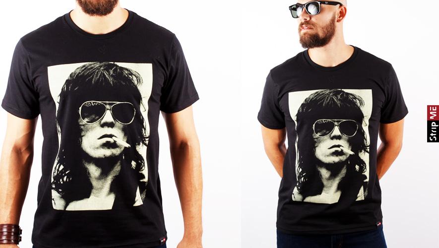 camiseta-keith-richards-strip-me