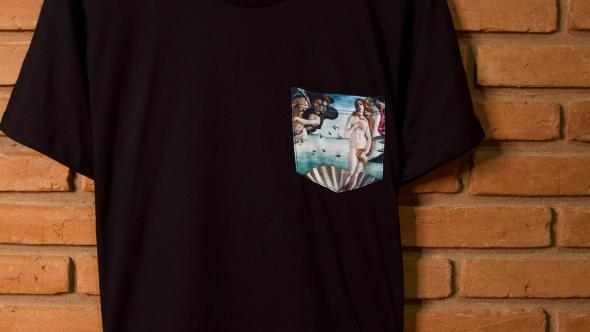 imagem camiseta venus STM